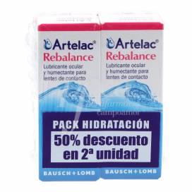 ARTELAC REBALANCE 2X10 ML PROMO