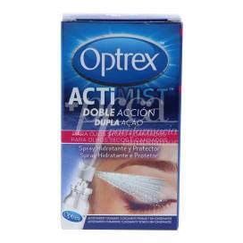 OPTREX ACTIMIST SPRAY 2 IM 1 TROCKENE AUGEN 10 ML