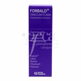 FORBALD PLACTOCEL CAPILAR 15 AMPULLEN