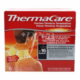 THERMACARE NECK 6 UNITS
