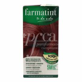 FARMATINT GEL 5M HELLBRAUN MAHAGONI 135 ML