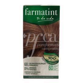 FARMATINT 6D LOURO ESCURO DOURADO 135 ML