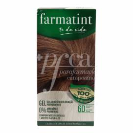 FARMATINT GEL 6D DARK BLONDE GOLDEN 135ML