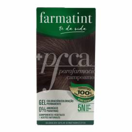 FARMATINT GEL 5N LIGHT BROWN 135 ML