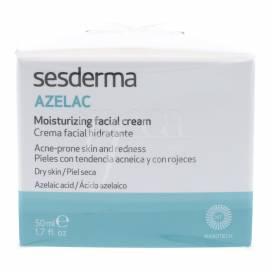 SESDERMA AZELAC MOISTURIZING FACE CREAM 50ML
