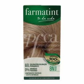 FARMATINT GEL 8N LIGHT BLONDE 135ML