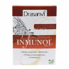 INMUNOL 36 CAPSULES DRASANVI