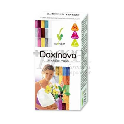 DAXINOVA 60 TABLETS NOVADIET