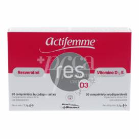 ACTIFEMME RESD3 30 COMPS