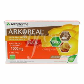 ARKOREAL FRESH ROYAL JELLY FORTE 1000MG 20 AMPOULES