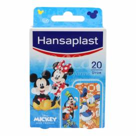 HANSAPLAST DISNEY MICKEY MOUSE 20 UNIDADES