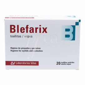 BLEFARIX 20 STERIL TÜCHER