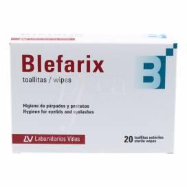 BLEFARIX 20 STERILE WIPES