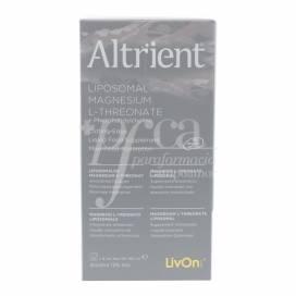 ALTRIENT LIPOSOMAL MAGNESIUM L-THREONATE 30 SACHETS