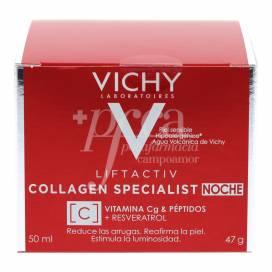 VICHY LIFTACTIV COLLAGEN SPECIALIST CREME DE NOITE 50 ML