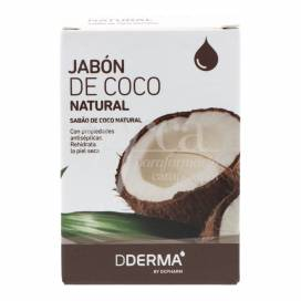 DDERMA NATURAL COCONUT SOAP