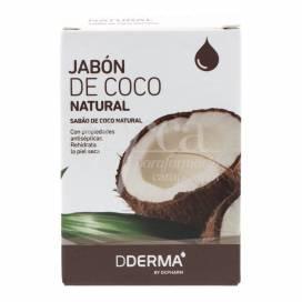 DDERMA SABÃO DE COCO NATURAL