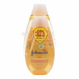 JOHNSONS CHAMPÔ GOLD 500 ML + 300 ML PROMO