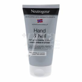 NEUTROGENA CREAM FOR HANDS AND NAILS 75 ML
