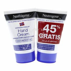 NEUTROGENA CONCENTRATED HAND CREAM 2X50 ML PROMO