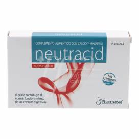 NEUTRACID 32 COMPRIMIDOS PHARMASOR