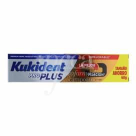 KUKIDENT PRO DOBLE ACCION HAFTCREME NEUTRUM 60 G