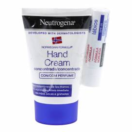 NEUTROGENA CONCENTRATED HANDCREAM 50 ML + GIFT PROMO
