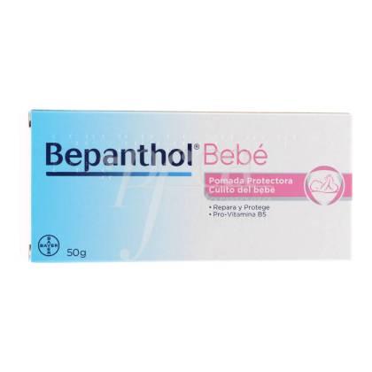 BEPANTHOL POMADA PROTECTORA BEBE 50 G