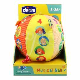 CHICCO MUSIC BALL 3-36M