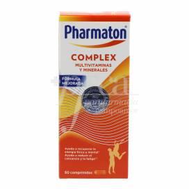 PHARMATON COMPLEX 60 TABLETTEN
