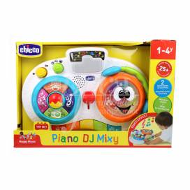 CHICCO PIANO DJ MIXY 1-4 AÑOS
