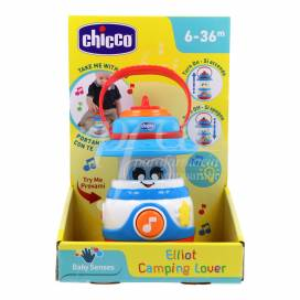 CHICCO ELLIOT CAMPING LOVER 6-36 MONATE