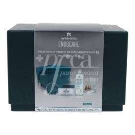 ENDOCARE PROTOCOLO TRIPLE ACCION REAFIRMANTE CELLAGE FIRMING CREMA 50 ML + REGALO PROMO