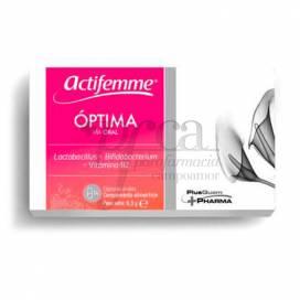 ACTIFEMME OPTIMA ORAL 14 CAPSULES