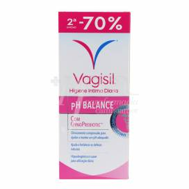 VAGISIL HIG INTIMA PREBIOTIC 2X250 ML
