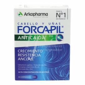 FORCAPIL HAIR AND NAILSANTI-HAIR LOSS 30 CAPSULES