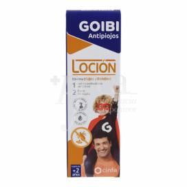 GOIBI ANTI-PIOLHOS ELIMINA LOCÃO 2A+ 125ML