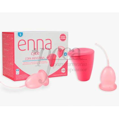 ENNA CYCLE COPA MENSTRUAL T-S 2 UDS