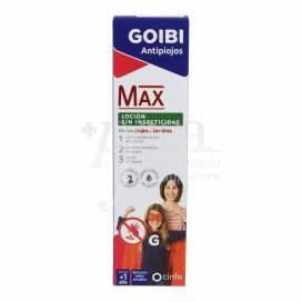 GOIBI MAX LOÇÃO ANTI-PIOLHOS SEM INSETICIDAS 200 ML