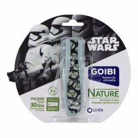 GOIBI CITRONELA BRACELET STAR WARS TROOPER