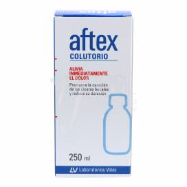 AFTEX COLUTÓRIO 250 ML