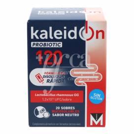 KALEIDON 120 MOUTH SOLUBLE 20 SACHETS 1 G