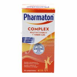 PHARMATON COMPLEX 30 TABLETTEN