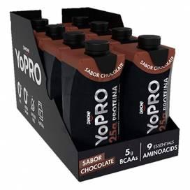 DANONE YOPRO BATIDO PROTEINA CHOCOLATE 8X330 ML