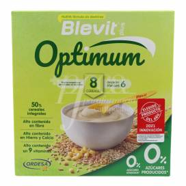 BLEVIT PLUS OPTIMUM 8 GETREIDE 400 G