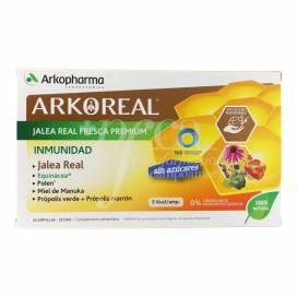 ARKOREAL JALEA REAL IMMUN OHNE ZUCKER 20 AMPULLEN 15 ML