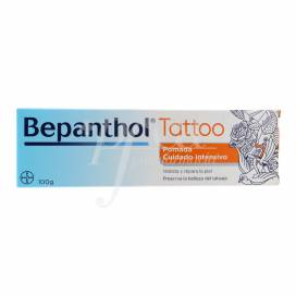 BEPANTHOL TATTOO SALBE 100 G