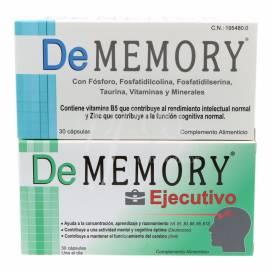 DE MEMORY 30 KAPSELN + DE MEMORY EXEKUTIVE 15 KAPSELN PROMO