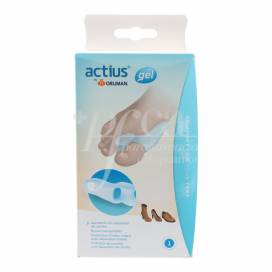 ACTIUS BY ORLIMAN FEETPAD ACP911 BUNION PAD WITH REEL SPACER ONE SIZE FITS ALL