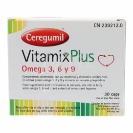 CEREGUMIL VITAMIX PLUS 30 CAPSULES